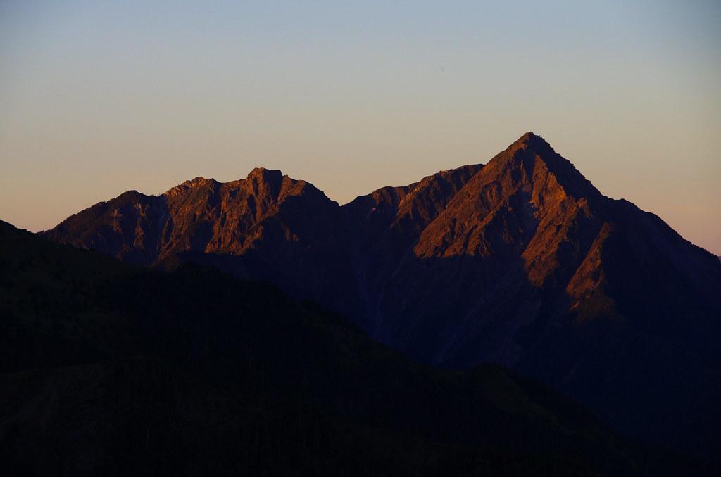 南湖大山之七月盛夏時光