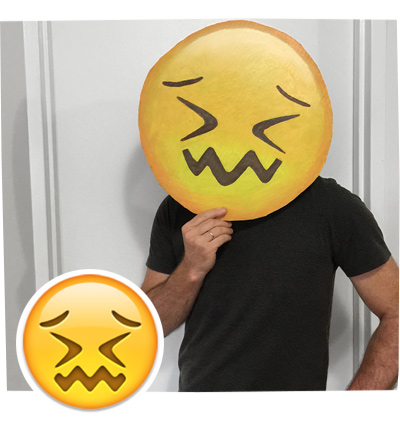 Emoji Costume Party