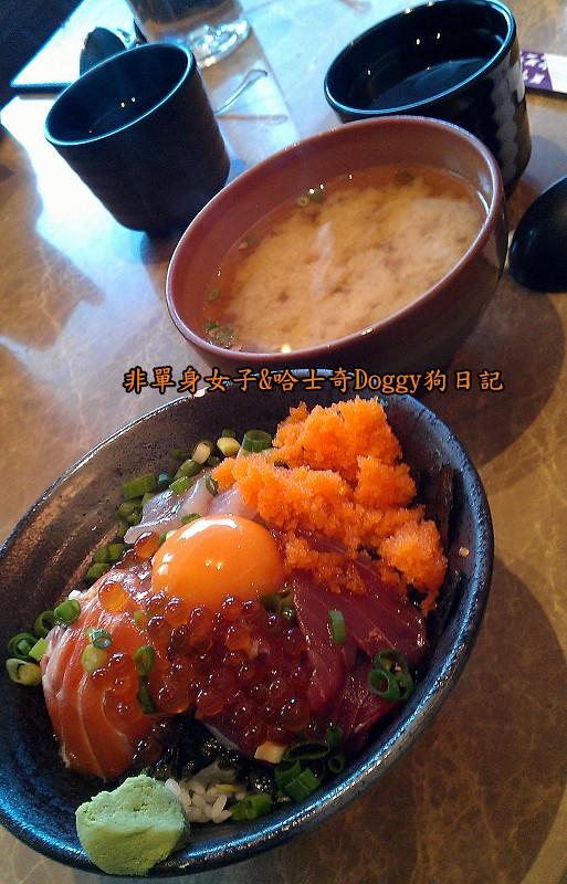 毅壽司平價日式料理築地生魚片蓋飯鮮魚金泰日本料理24