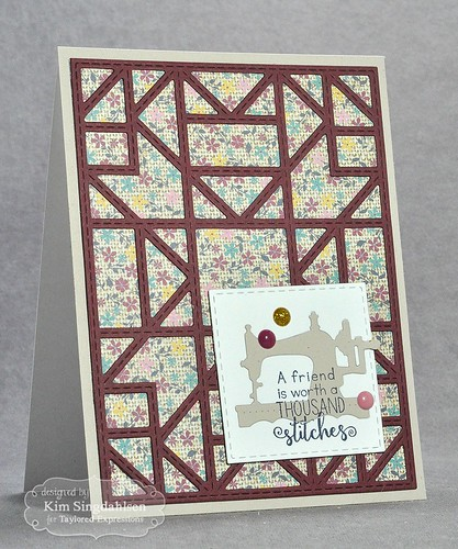 TE Quilted Cutting Plate