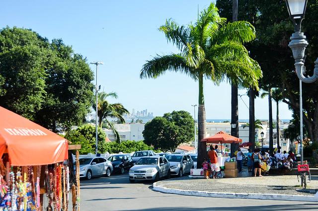 Rua da Igreja de Nosso Senhor do Bonfim, Salvador - BA {março 2016}