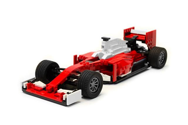 F1 Ferrari SF16-H