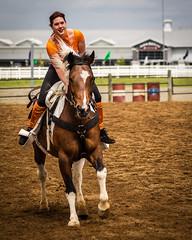 VA Horse Fest Trick Rider