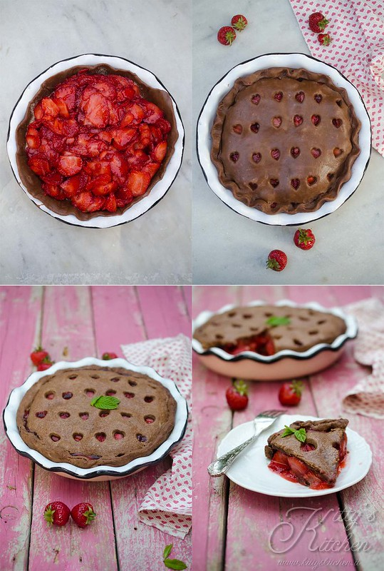 chocolate strawberry pie2