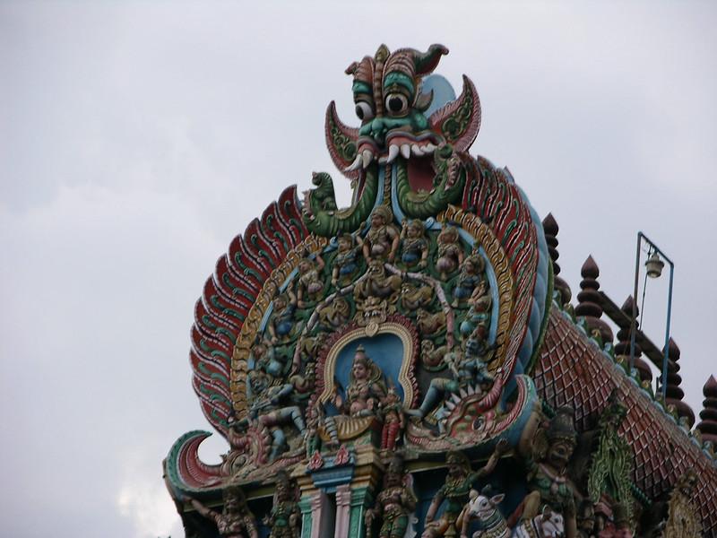 Detalle de Gopuram