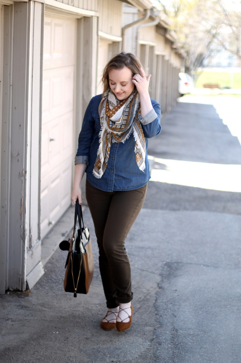 Mustard and Denim   Re-Mix-Her