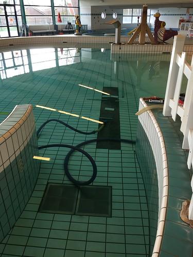 awdiving zwembad reparatie