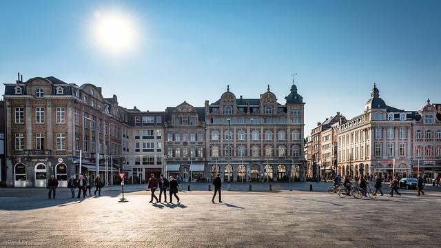 Martelarenplein - Leuven