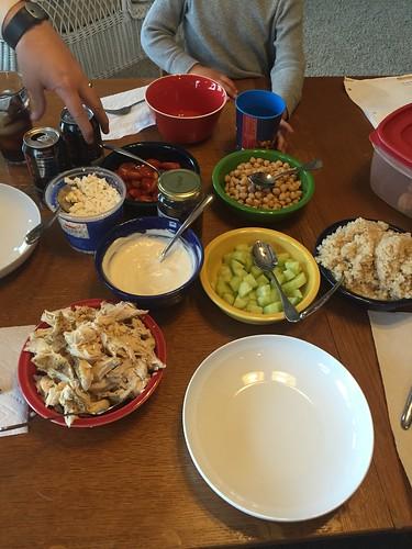 Gyro bowls