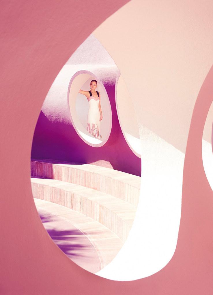 Одейя Раш — Фотосессия для «InStyle» 2015 – 1