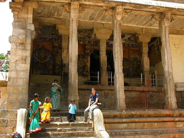 templete en el Sri Ranganathaswamy