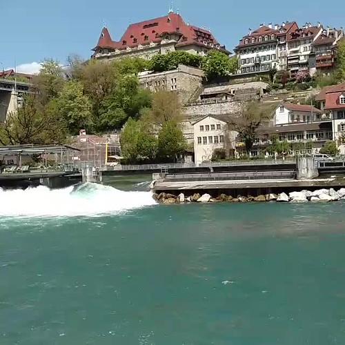 River Aare, Bern