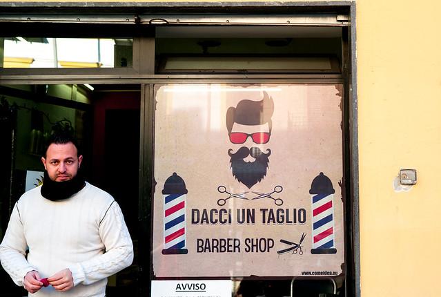DACCI UN TAGLLIO BARBER SHOP