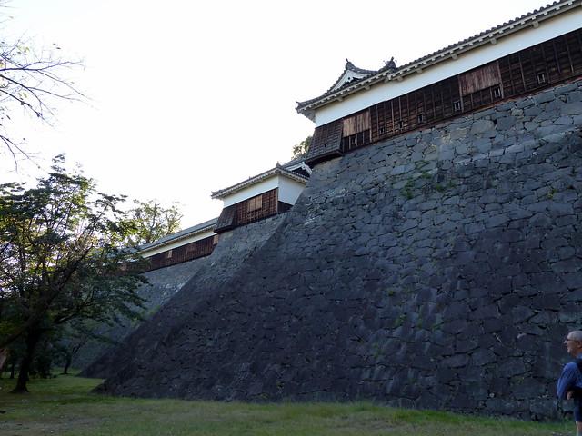 Kumamoto-jo complex