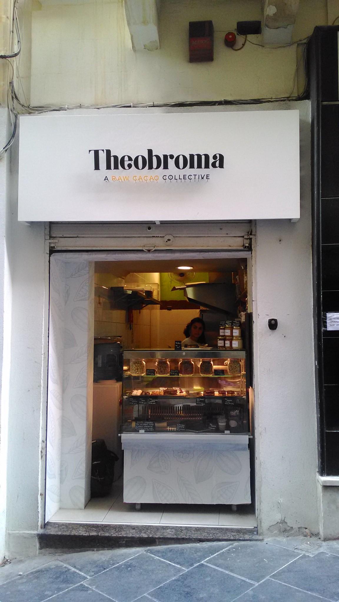 Streat Chocolate a Valletta