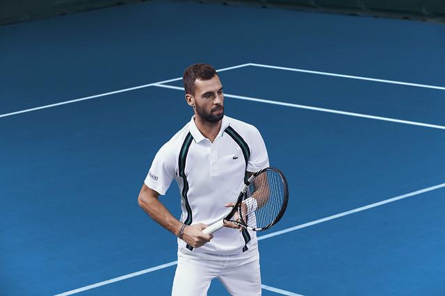 Benoit Paire Australian Open outfit