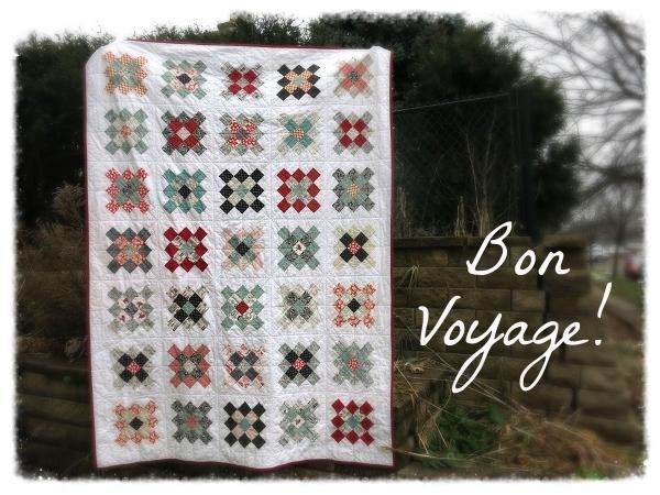 Bon Voyage Quilt