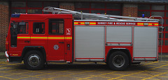 4. Volvo FL6 Fire Appliance