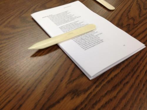 31: DoM: bone folders