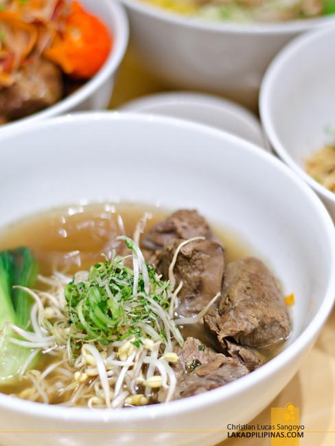 Mian Manila Marriott Beef Noodles