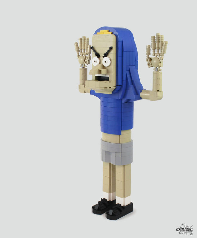 I am the great Cornholio!