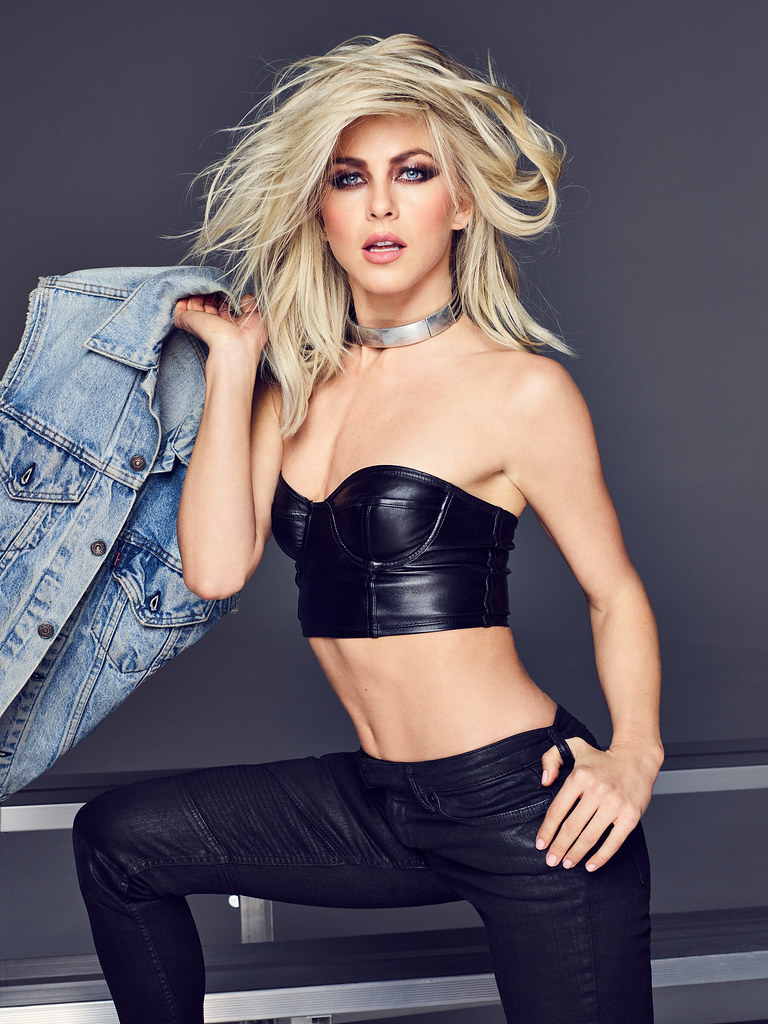 Джулианна Хаф — Фотосессия для «Billboard» 2016 – 2