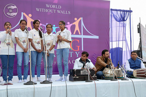 English devotional song by Ankansha and Saathi from Panipat