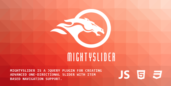 Codecanyon mightySlider – Responsive Multipurpose Slider