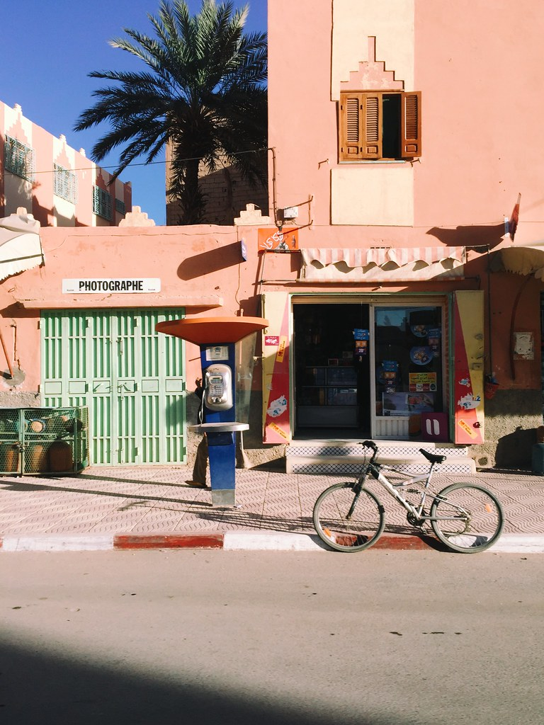 Marokkanische Fassaden