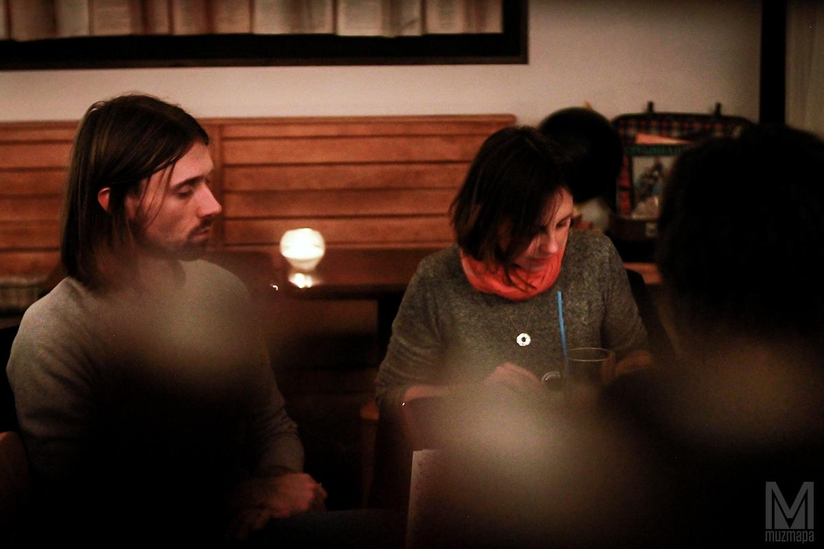 On the Wane, київський гурт, інтерв'ю, українська музика