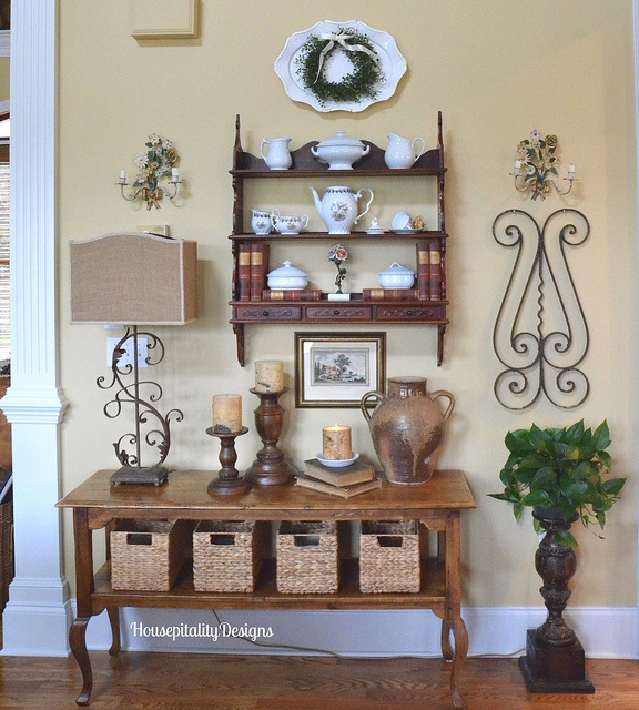 Winter Vignette - Housepitality Designs