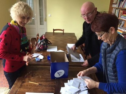 Elections membres de l'assemblée synodale en paroisse - janv 2016