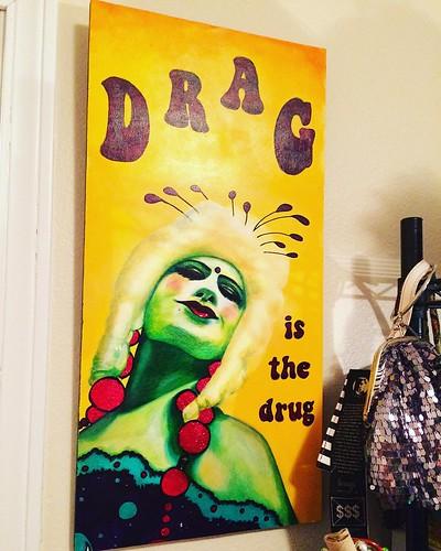 Drag is the Drug! 2010. NFS. 🌟