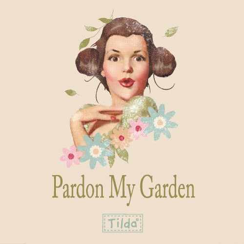 Tilda Pardon My Garden 2016