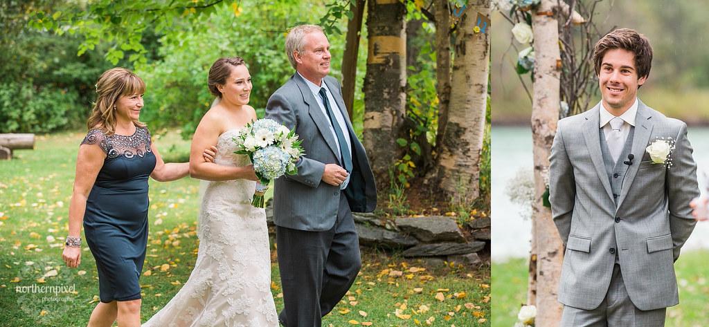 Tete Jaune Lodge BC Wedding