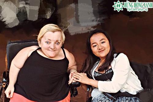 Cô gái xương thủy tinh và con đường du học tới Úc