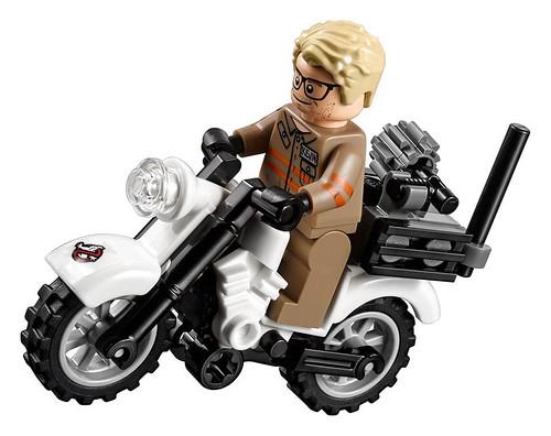 LEGO Ghostbusters Ecto-1 & Ecto-2 (75828)