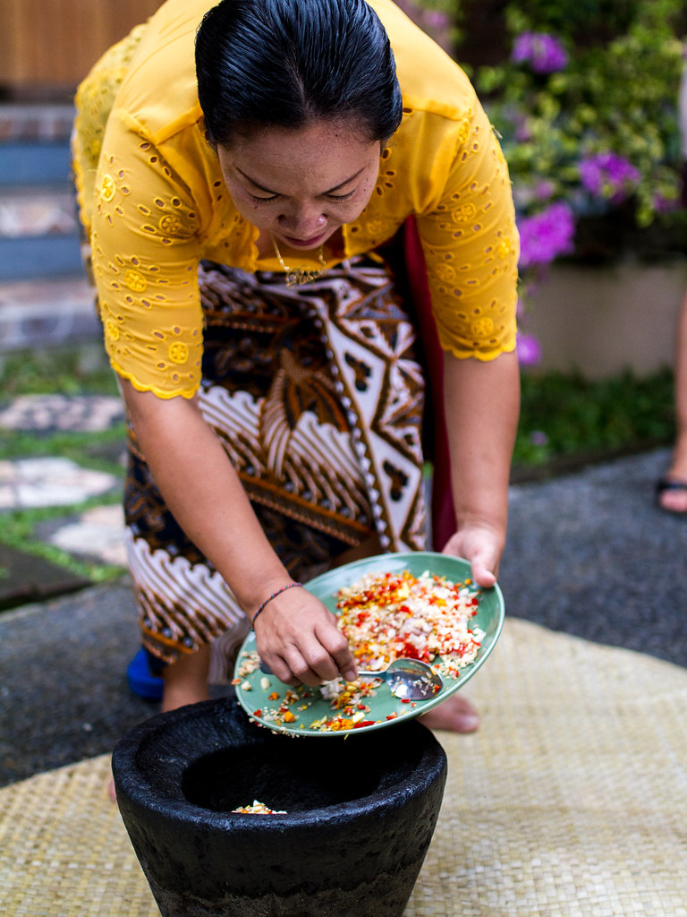 Bali – Paon Cooking Class Pt 2