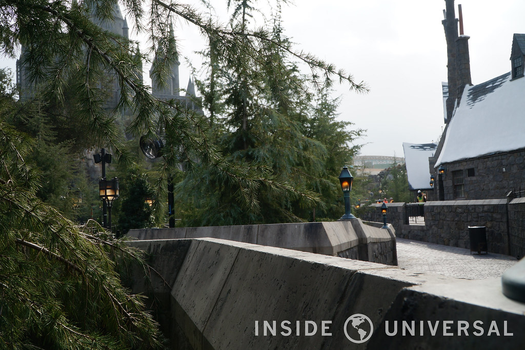 Photo Update: January 18, 2016 – Universal Studios Hollywood - Wizarding World West