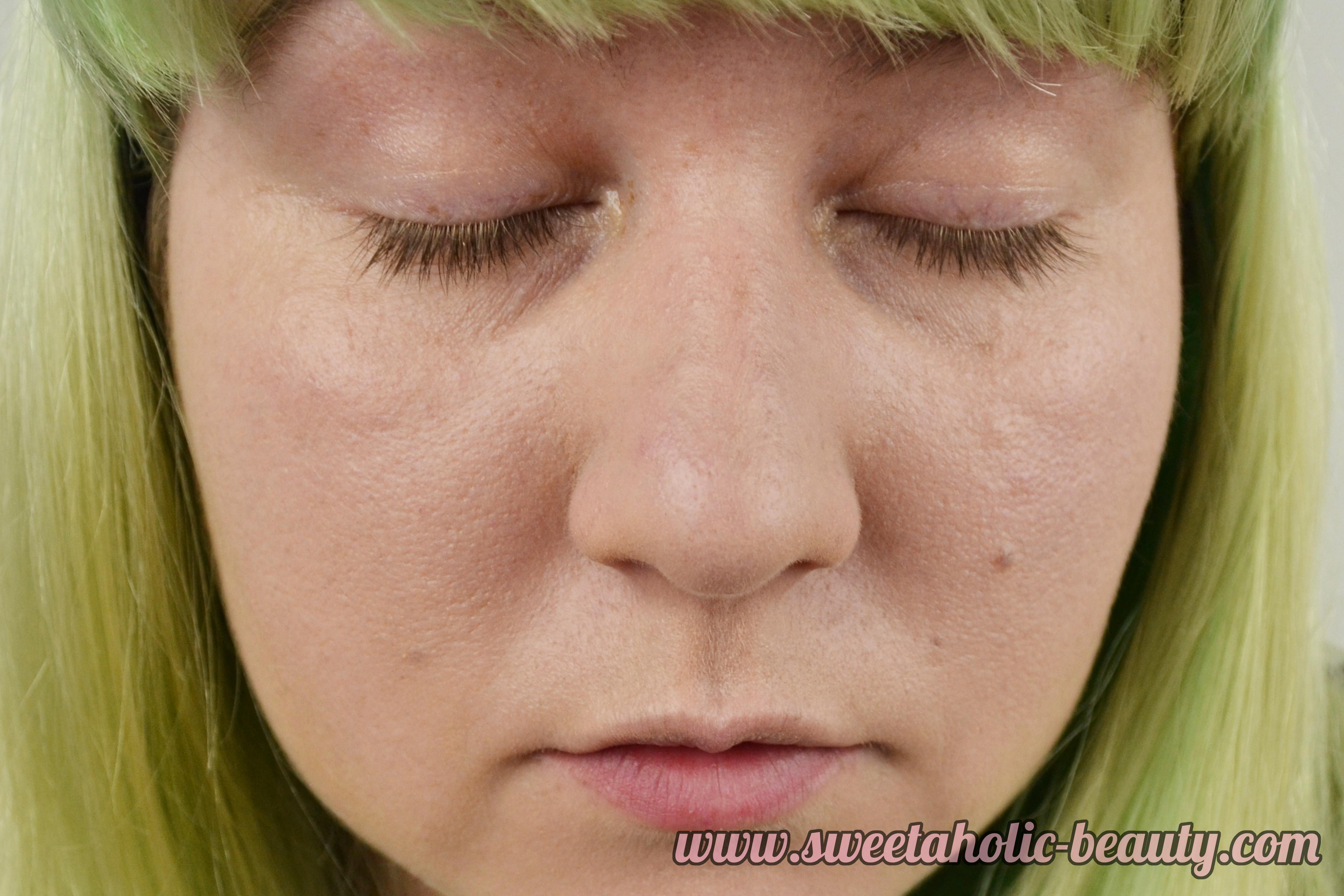 Rimmel London Match Perfection Foundation Comparison - Sweetaholic Beauty