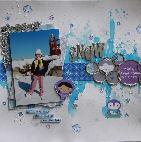 """Snow"" Layout"