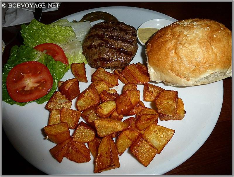 המבורגר קלאסי ב- גיליז