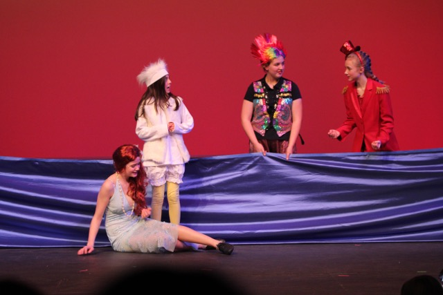 WSMS&A's Little Mermaid, Jr.