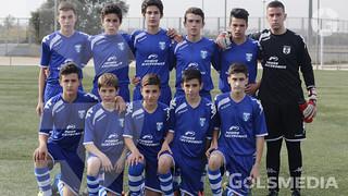 CF Escuelas San José - Villarreal CF. Liga autonómica INFANTIL David Ávila_-3