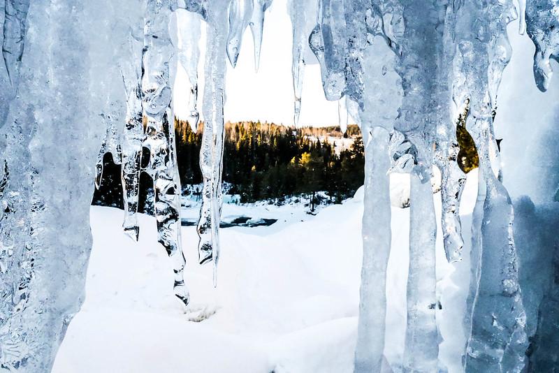 Åre - Ristafallet
