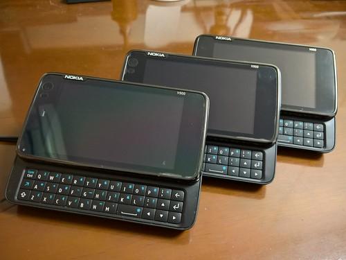 N900 ジェットストリームアタック!