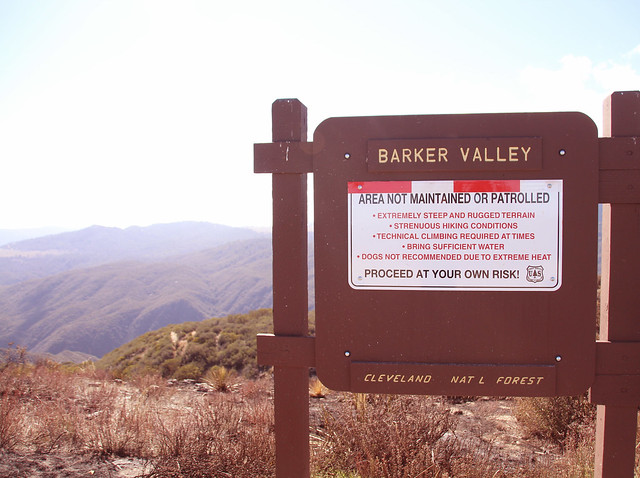 Barker Valley