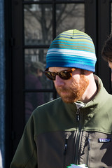 Ginger Beard at the Market