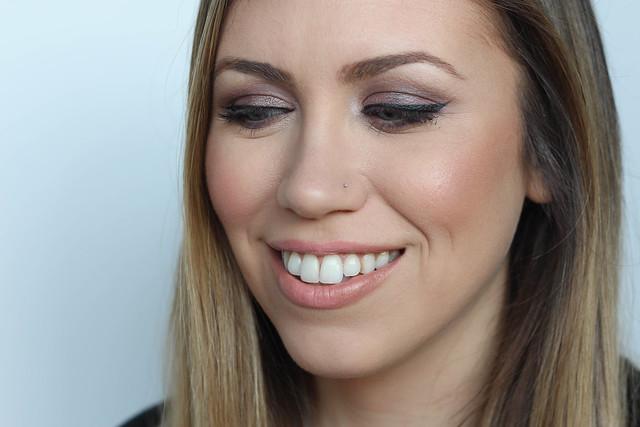 Soft Rose Pink Eye Makeup | Neutral Nude Lip | Makeup Tutorial