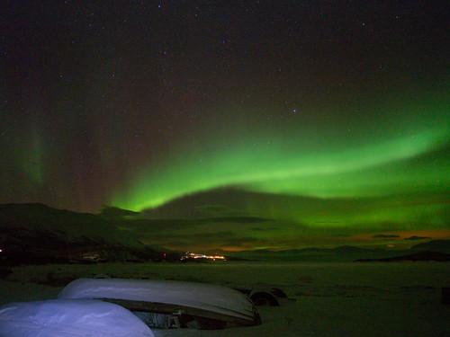 Aurora Borealis-Abisko-Sweden